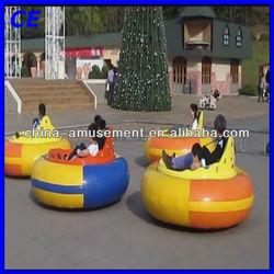 attractions!!! amusement game machine electric net kids ufo bumper car