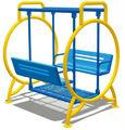 Ferro ao ar livre do balanço cadeira lt-2112c