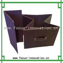 foldable non woven stool storage box