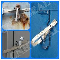 Metal strap seals CH402
