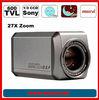 Sony 600TVL 27X zoom IR cut WDR Private zone 10x optical zoom ptz ip camera