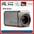 Sony. 600 tvl 27x zoom ir wdr zone privée 50x optique zoom appareil photo numérique