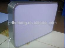 LED Aluminium Frame indoor sign / light box