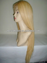 Color #27 with highlight color #613 full lace wig
