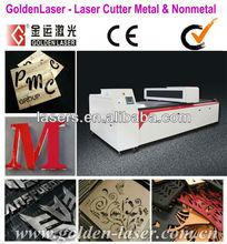 Wood and Thin Metal Laser Cutting Machine Price 130x250cm Format