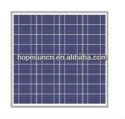 50w photovoltaic solar panel manufacturer