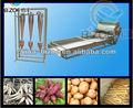 Mano de obra - ahorro de yuca de molienda del molino proveedor cuatro de almidón y línea de productos