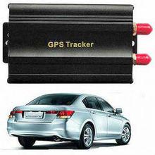 Professional smart software gps tracker tk103 for car