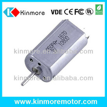 12V,24VDC Micro Motor for Electric Shaver, D/DVD-ROM Drive and CD/DVD Player with Dia15.5mm,(FF-050/FK-050)