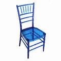 Sedia chiavari in colore blu per il noleggio/partito/matrimonio