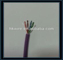 UTP plenum bulk cable CAT5E