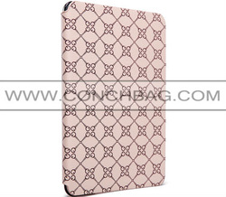 fashion design for ipad mini case,folio stand case for ipad mini