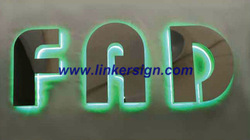 great quality led lighting sign