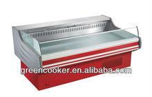 meat display refrigerator/supermarket display cooler