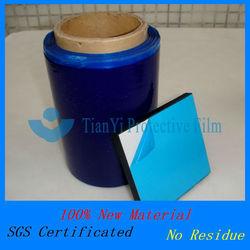 PE blue film rolls