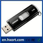 Push-pull USB flash stick USB flash drive