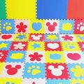 Neeu 12' eva puzzles/rompecabezas esteras/alfombrillas- equipo de la aptitud la venta de niños