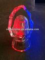 la base de led de cristal de cristal religiosa cristiana juses de regalo