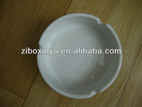 ZIBO XINYU XY0-659 High Quality Porcelain Ashtray With Beautiful Pattern For Promotion