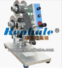 Date Coder Machine Hot Foil from Zhengzhou Rephale, China.