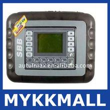 free shipping auto key programmer SBB manual-fiona