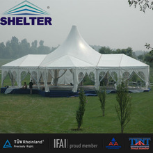 MPT series Special design big party tents for sale, tenda, Golden Supplier in Leading Level in China, SHELTER TENT Made.