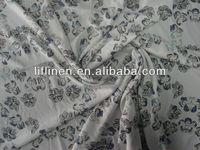 100% rayon viscose woman girl popular fashion printed fabric 30*30/68*68