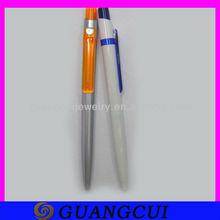 fashion newest plastic flower ball pen school pens for student