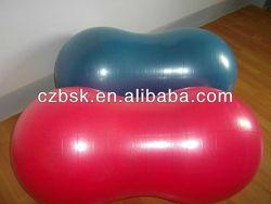 peanut ball(gym ball)/Capsule ball/peanut yoga ball