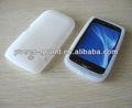 De silicio caso piel para blackberry tormenta 9570 3 tormenta 3, perfecto corte, acepta paypal