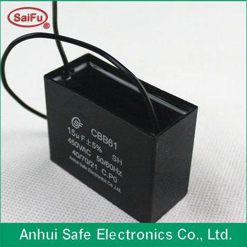 CBB61 plastic film capacitor