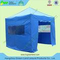 Professional salon aluminium tente pliante, Gazebo, Pop / facile jusqu'à la tente, Canopy, Chapiteau