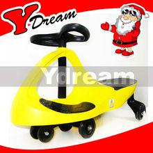 Load Adult 2013 Christmas Model Plasma Car Swing Car (Best Toy For Children)