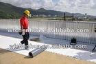 Reinforced PVC roofing waterproof membrane