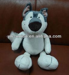 40cm Stuffed Soft Big Wolf Animal Toy