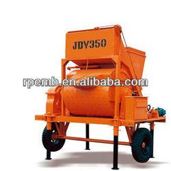 New equipment JDY Series Concrete Mixer/mini rotary drum mixer Specification