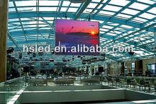 digital pitch10mm led video wall big tv