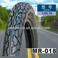 3.00-18 MAORUN motorcycle tire made in China