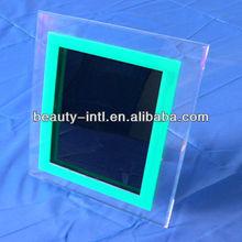 acrylic advertising photo frame display