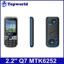 cheap Q7 mobile phone bar phone TV bluetooth