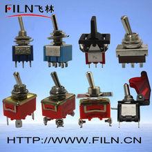 e-ten mini toggle switch 3a 250vac cap FILN