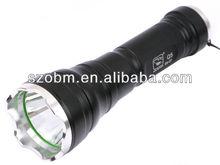 SMILING SHARK SS-C7 XP-E LED 3-Mode Flashlight