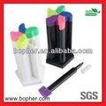 Custom creative colorido conjunto caneta marca-texto