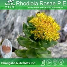 (HALAL&KOSHER&GMP) Rhodiola Rosae P. E 5% Rosavins/3% Salidroside