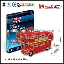 puzzle 3d jigsaw puzzle London Double Decker Tour Bus for sale