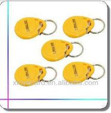 125khz EM proximity keytag with number printing