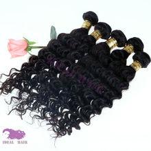 """cheap brazilian hair extension human hair weaving 10""""-36"""" natural colour"""