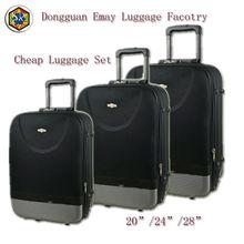 2012 Hot Sale Cheap Travel Trolley Luggage Bag