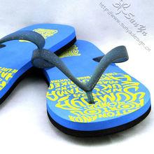 2012 high quality eva flip flop
