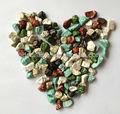 alta qualidade de pedra chocolates